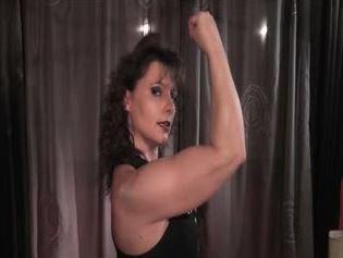 muskelfetisch girl